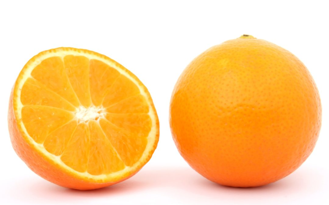 You're An Orange Not An Apple
